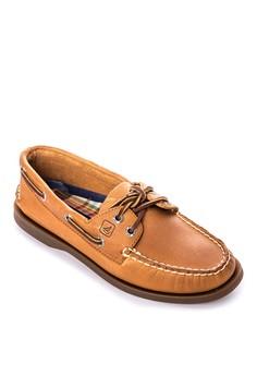 A/O 2-Eye Boat Shoes