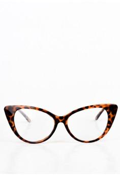 Tiffany Specs Leopard