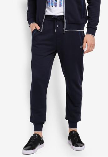BOSS 藍色 Authentic Pants - Boss Body BO517AA0SRCCMY_1