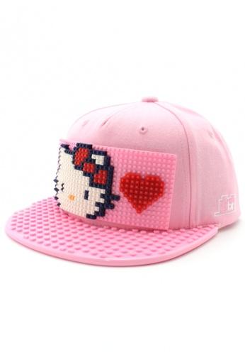 deda5065c DOSSCAPS pink BRICKBRICK Hello Kitty Basic Set - Pink (Small)  41724ACD0D92AFGS_1