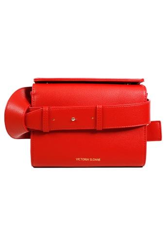 Victoria Sloane red Essex Handbag ABBBBACCE5EC4CGS_1