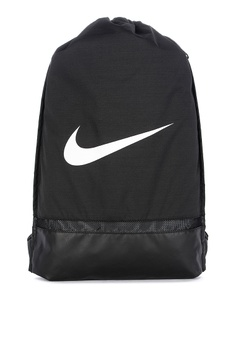 check out 10417 fe9e8 Nike black Nike Brasilia Training Gymsack 2AEBAAC5FC1A41GS 1