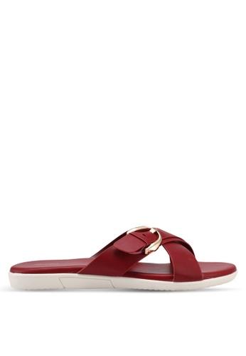 Bata 粉紅色 Bata Strappy Sandals D799FSH5632EF9GS_1
