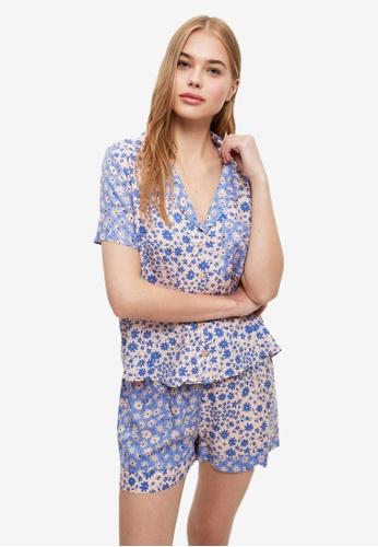 Trendyol multi Multi Color Sleepwear Set C7BD8AA5390D63GS_1