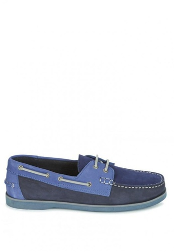 Aigle navy Havson Loafers 3DDF5SH2C92213GS_1