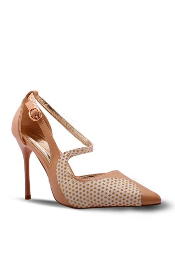 Sepatu Wanita High Heel Stone