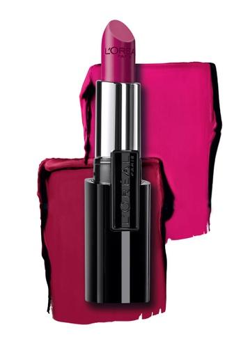 L'Oréal Paris pink L'Oreal Paris Infallible Le Rouge Lipstick - 227 Eternal Rose 48089BE524173AGS_1