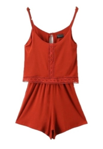 Sunnydaysweety red Red Slip Jumpsuit K20042618 54A11AAAEEAA22GS_1