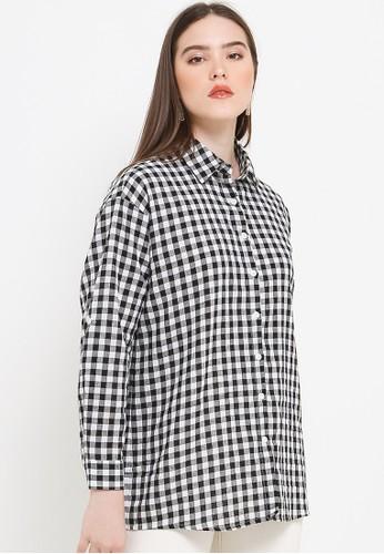 EPRISE black Elina Shirt 6144AAABFBA817GS_1