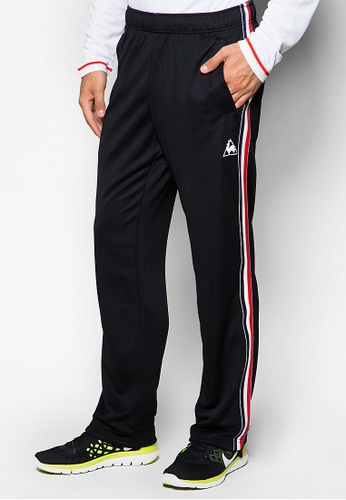 Le Coq Sportif black Long Pants LE751SE62SYNMY_1