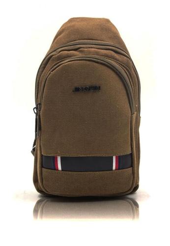 Attraxion Men's and Accessories brown Attraxion Alexander – 688 Crossbody Bag for Men 3154AAC4391DBEGS_1