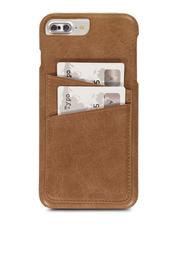 Typo brown The Cardholder 6,7,8 Plus 5BD83ACBE75B16GS_1