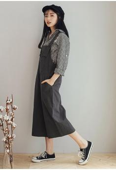 98ce5a289f84 32% OFF Tokichoi Vintage Big Pocket Jumpsuit S  49.90 NOW S  33.90 Sizes M  L · Tokichoi black Dot Cut Off Shoulder Jumpsuit EEBDAAA8C04FADGS 1