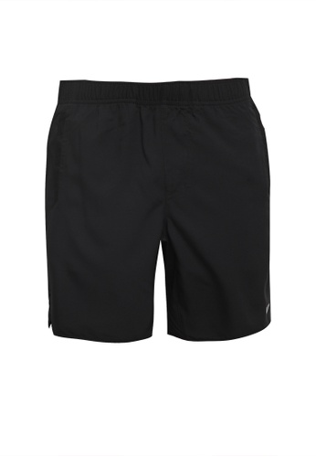 RVCA black Yogger IV Shorts CD6A7AA50AD117GS_1