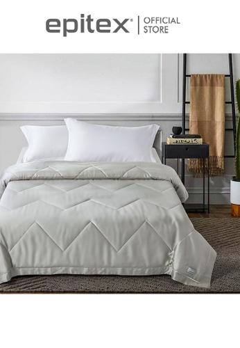 Epitex grey Epitex Eco Silk Quilt - Blanket MB3505 (Grey) DFA0FHL8978598GS_1