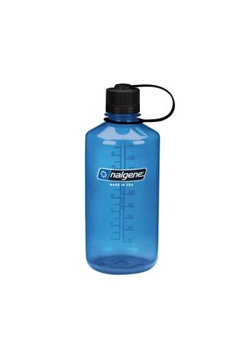Nalgene blue Nalgene 32oz Narrow Mouth Water Bottle - Slate FEF9DAC1B1C2E0GS_1