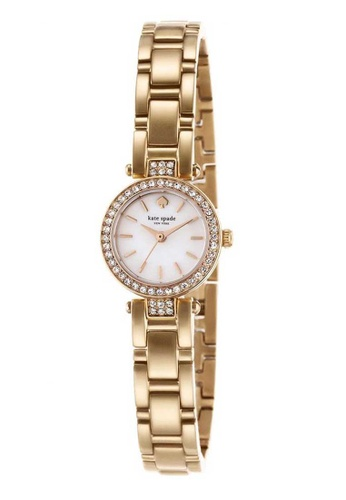 43121739f0f1 Buy Kate Spade Kate Spade Tiny Pave Gramercy Rose Gold Stainless Steel  Watch Online on ZALORA Singapore