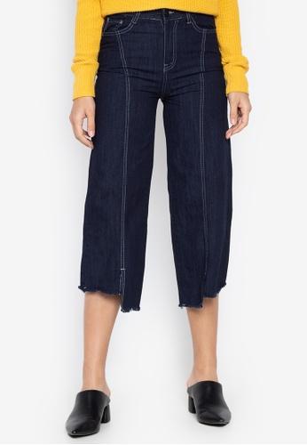 Balaynor blue Wide Leg Pants 2282BAA46D2BC2GS_1
