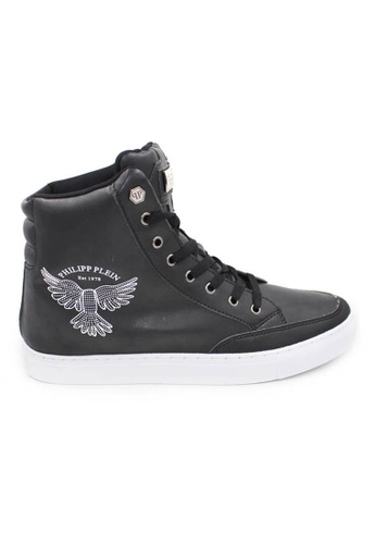 midzone black High Cut Fashion Sneaker MI949SH94CIZMY_1
