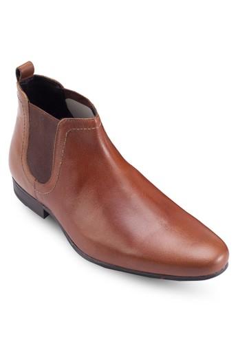 側彈性帶切爾西esprit 香港踝靴, 鞋, 鞋