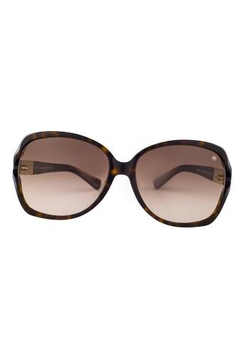 Kate Spade brown Kate Spade Frida Tortoise Sunglasses  TVDJ6 KA433AC01JUWMY_1