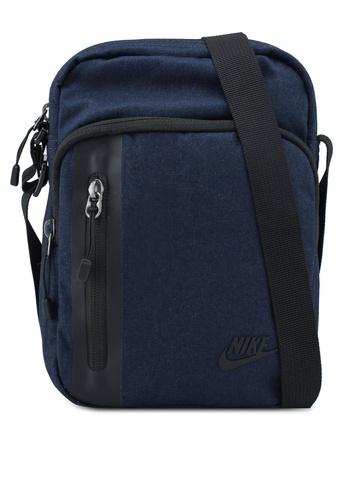 Nike black Nike Tech Small Items Bag 875A8ACAD18F53GS 1 f17f1e5fa