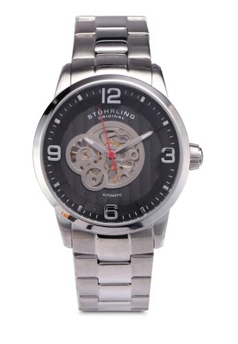 Stuhrling Original silver Stuhrling Delphi Watch 648B.02 D30FBAC29ABD05GS_1