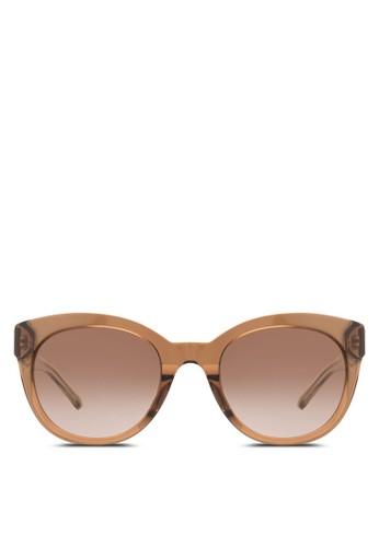 Check Core 橢圓太陽眼鏡、 飾品配件、 飾品配件BurberryCheckCore橢圓太陽眼鏡最新折價