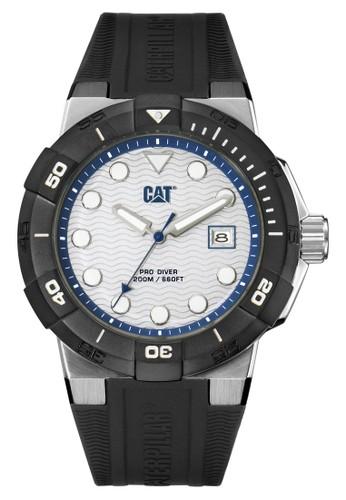 Caterpillar black Casual Men's Watches CAT SI.141.21.222 0A5E5ACFB08DA4GS_1