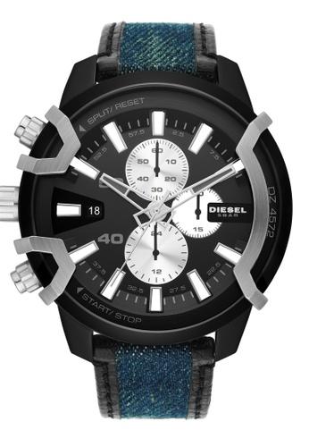 Diesel multi Griffed Watch DZ4572 CD10EACEF5A529GS_1
