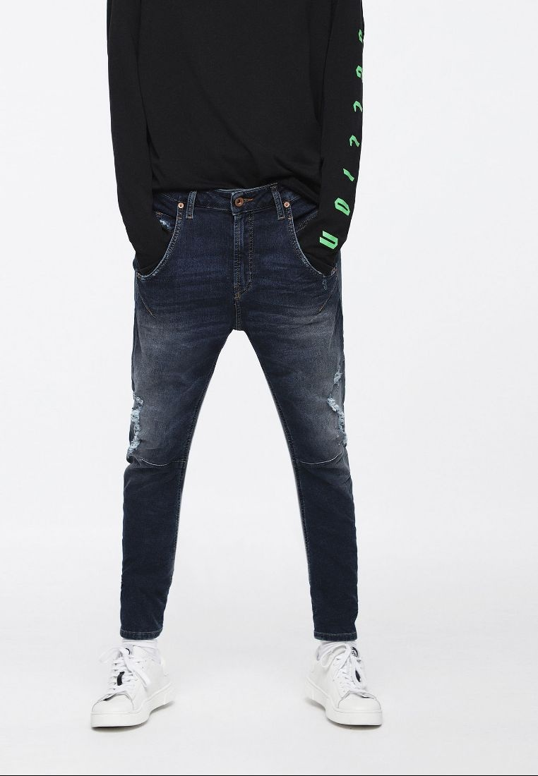 Diesel Ne Jeans Denim Fayza Dark Boyfriend Fit 7PzOqS7