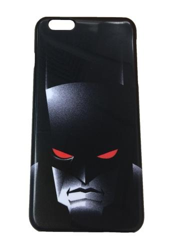 Mr Gugu & Miss Go multi The Dark Vigilante IPhone Case MR924AC36GIPHK_1