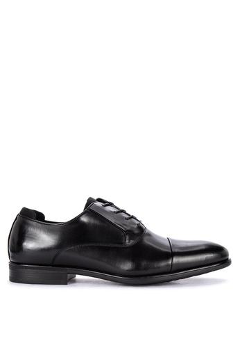 Kenneth Cole black Edge Flex Lace Up B Formal Shoes 6D9C8SHF29D257GS_1
