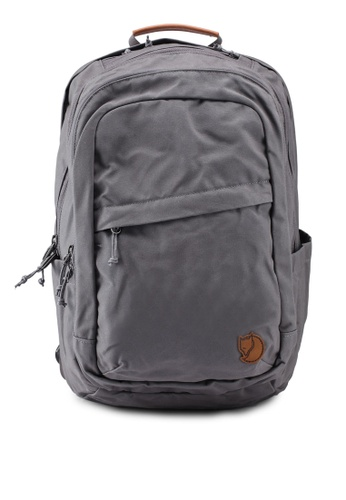 Fjallraven Kanken grey Raven 28L Backpack 177ABACA967D7BGS_1