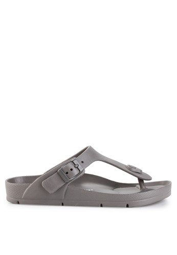 Hush Puppies grey Donald Thong HU342SH0UK0NID_1