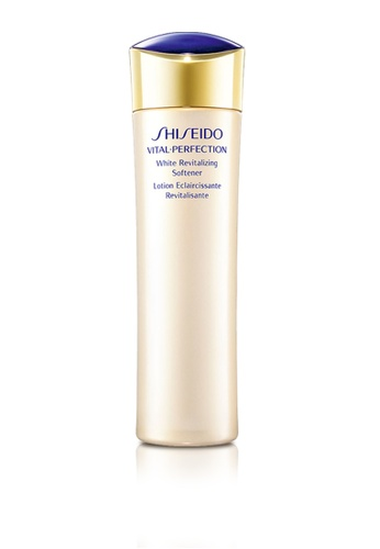 Shiseido blue Shiseido Vital-Perfection White Revitalizing Softener 150ml SH514BE0GMFGSG_1