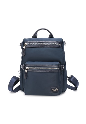 DUSTY blue TC-Travel Backpack 5A368AC313059CGS_1