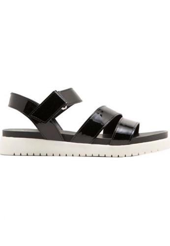 Deraine Shoes black Deraine Platform Sandals (Black) DE489SH83SROMY_1