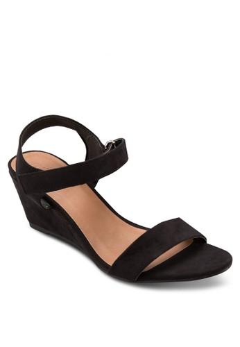 Kim 繞踝楔型esprit holdings鞋, 女鞋, 鞋