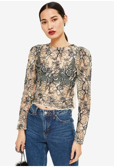 3f5ac8a368ef8 Buy TOPSHOP Blouses For Women Online on ZALORA Singapore