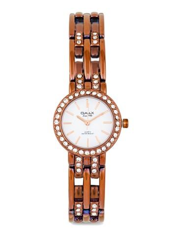 JES6205esprit高雄門市BRW 水鑽細鏈圓錶, 錶類, 其它錶帶