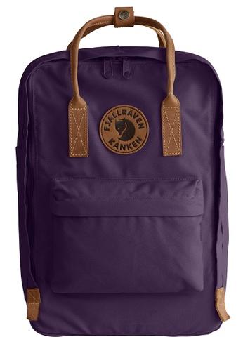 Fjallraven Kanken purple Alpine Purple Kanken No.2 Laptop Backpack 620B0AC6034FE1GS_1