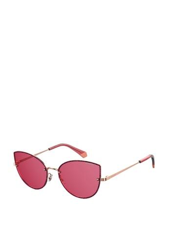 Polaroid pink Pld 4092/S Sunglasses 50627GLA8A2DEEGS_1