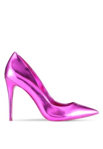 ALDO pink Stessy Heels AL087SH0RTOFMY_1