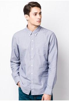 Long Sleeve Classic 1 Pocket Shirt