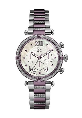 Gc Watch silver Gc Jam Tangan Wanita Y16003L3 16E33AC8581AD3GS_1