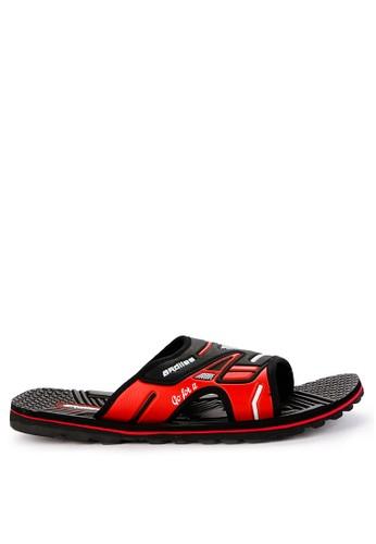 Ardiles black Men Dual On Sandal 7E0D1SH8219F62GS_1