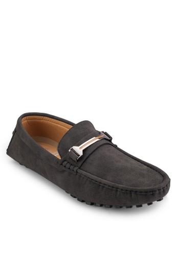 扣環飾休閒樂福鞋zalora 台灣門市, 鞋, 鞋