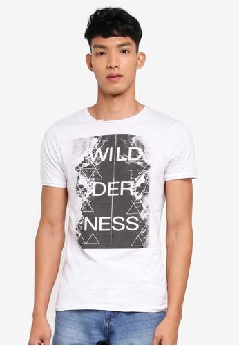 OVS white Trend T Shirt C0956AA11931C1GS_1