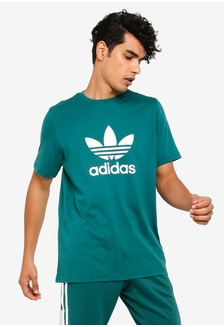 tani sprzedaje nowe obrazy Buy adidas adidas originals trefoil t-shirt Online on ZALORA ...